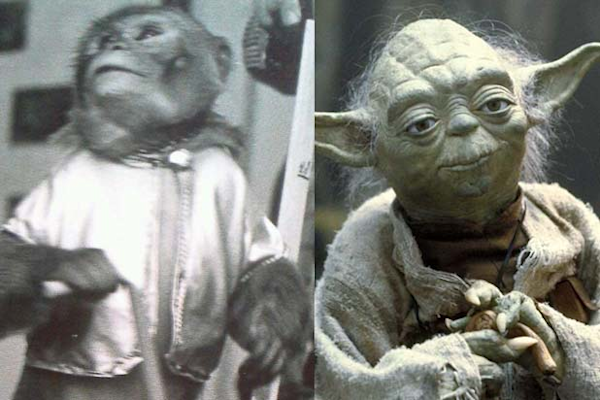 Star wars fun fact yoda was almost played by this monkey
