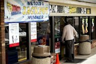 The 7-Eleven in Baltimore where a winning Mega Millions ticket was allegedly sold. The world-record $656 million Mega Millions jackpot has found a winner in Kansas, but two-thirds of the winnings have yet to be claimed a full week after the lottery was drawn