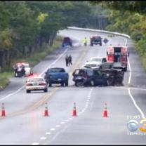5 Killed In Pa. Crash