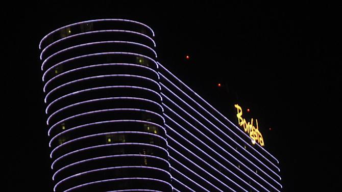 The Borgata Hotel Casino & Spa in Atlantic City N.J. shown in an Aug. 31, 2012 photo, won $55.3 million from gamblers in September, down nearly 6 percent from a year ago. Atlantic City's 12 casinos collectively won $276 million in September, down 6.3 percent. (AP Photo/Wayne Parry)