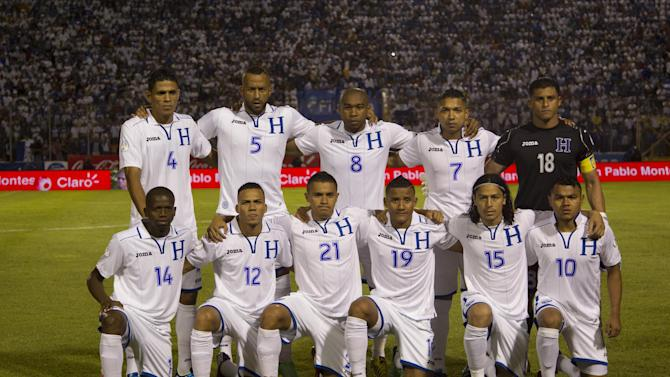 Honduras looking for a few upsets at World Cup