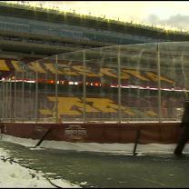 TCF Stadium To Host Outdoor NHL Game