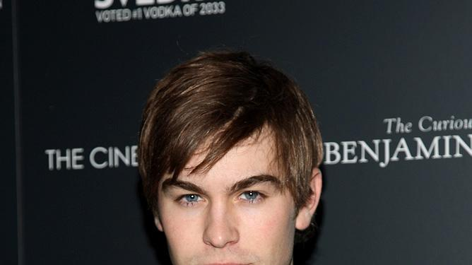 The Curious Case of Benjamin Button Screening 2008 NY Chace Crawford