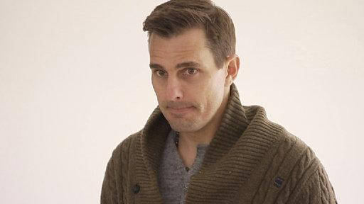 Bill Rancic Finalizes Design Plans