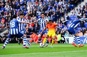 Espanyol 0-2 Barcelona: Alexis and Pedro decide derby in Blaugrana's favor