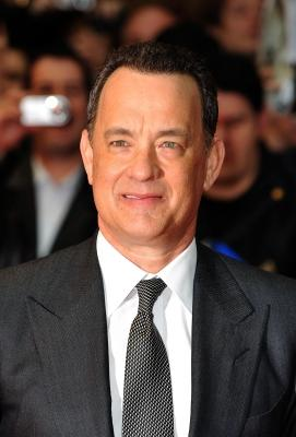 """Tom Hanks attends the UK premiere of """"Larry Crowne"""" at Vue Westfield, London, on June 6, 2011  -- WireImage"""