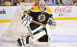 Has Tim Thomas played his last game for the Bruins?
