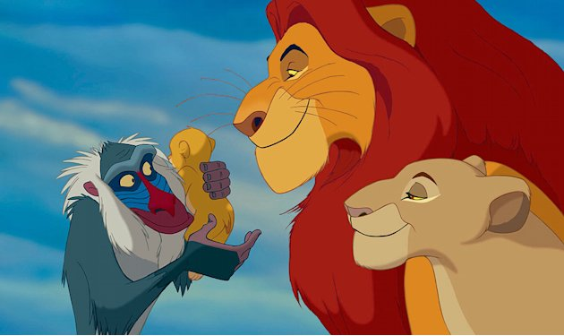 The Lion King 1994 Walt Disney Pictures Movie Stills