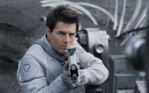 Not Even Tom Cruise Can Save 'Oblivion'