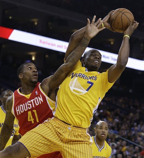 Rockets top Warriors 94-88 to take season series