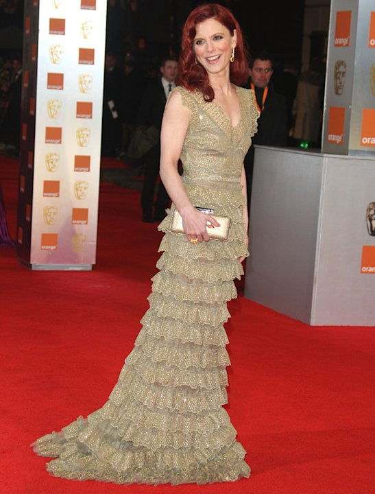 BAFTAs 2012: Emilia Fox
