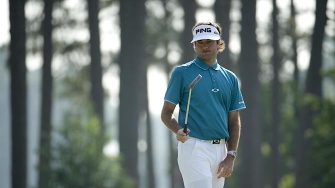 Bubba chasing 2nd major of '14 at US Open