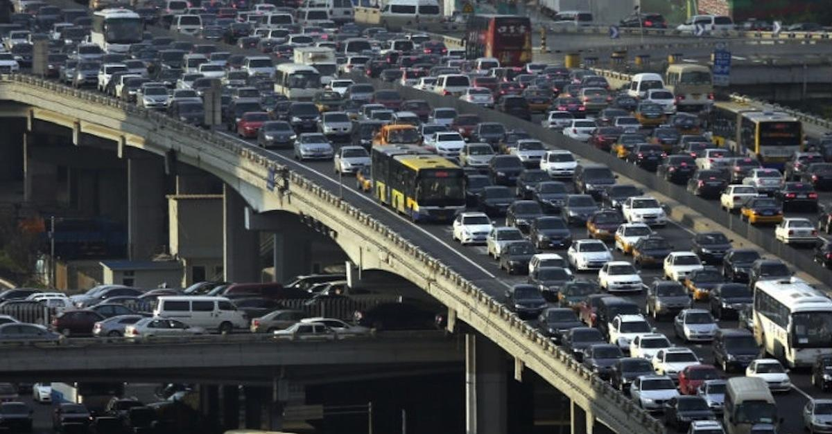 15 US Cities To Not Get Stuck In During Rush Hour