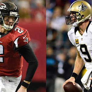 Falcons at Saints Preview