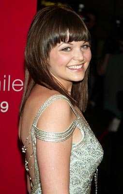 Ginnifer Goodwin at the New York premiere of Revolution's Mona Lisa Smile
