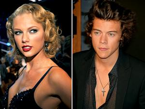 Taylor Swift Drops F-Bomb While Harry Styles Presents VMA Award
