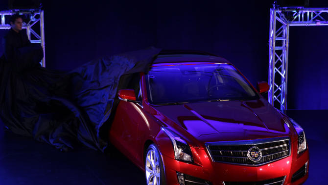 7 cars get top rating in high-tech safety test