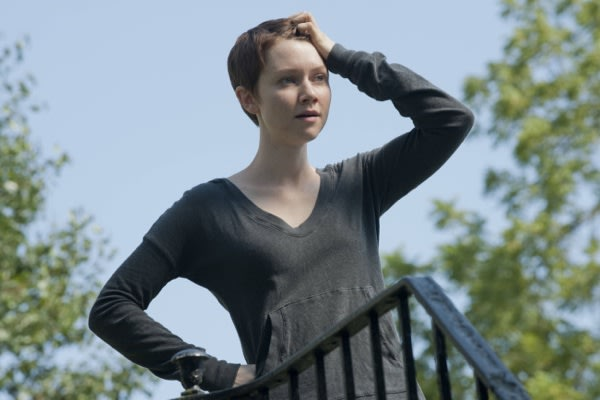 The Following&#39;s Breakout Star Valorie Curry Dissects Emma&#39;s &#39;Misplaced&#39; Love of Joe Carroll