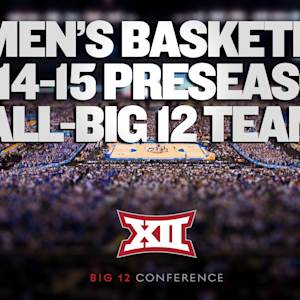 2014-15 Women's Basketball Preseason All-Big 12 Team