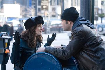 Rachel Weisz and Vince Vaughn in Warner Bros. Pictures' Fred Claus