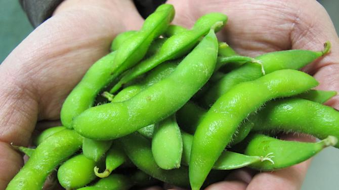 US soybean farmers see growth potential in edamame