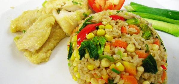 Vegetables-Fried-Rice