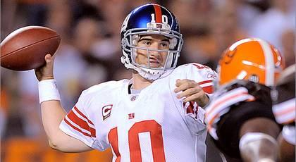 MVP Meter: What to do about Eli Manning?
