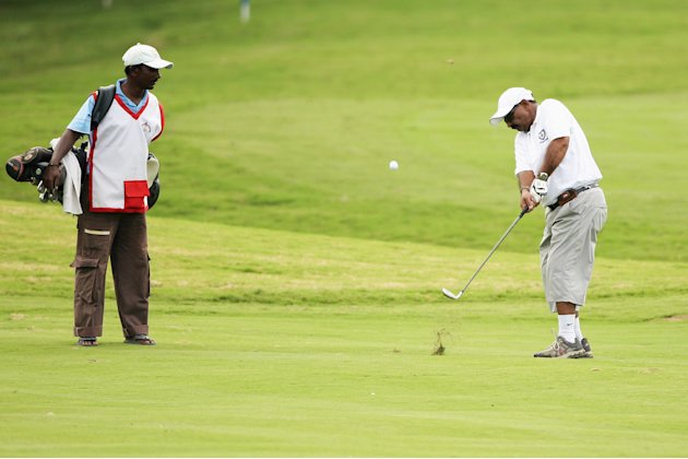 Celebrity Golf Day: Airtel Champions League Twenty20