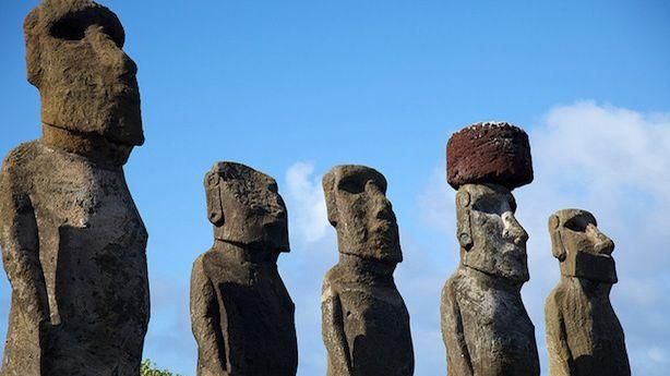 Babies Could One Day Have Three Parents; How Did Those Easter Island Statues Get There?