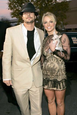 Kevin Federline and Britney Spears 2004 Billboard Music Awards Las Vegas, NV - 12/8/2004 Kevin Federline
