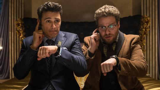 Activists Drop 10,000 Copies of 'The Interview' Into North Korea