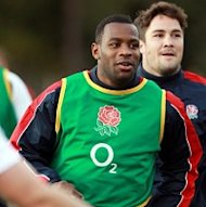 Ugo Monye is thrilled to be back in the England fold