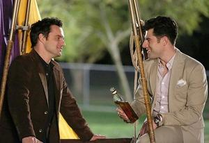 Jake Johnson, Max Greenfield | Photo Credits: Patrick McElhenney/Fox