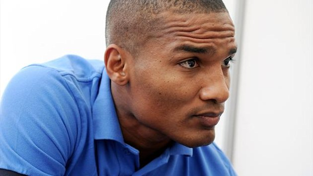 FOOTBALL 2012 France Florent Malouda