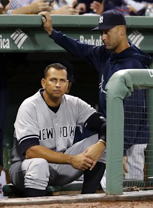 Alex Rodriguez in lineup against Toronto