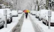Snow And Ice Hit UK Travel After Third Death
