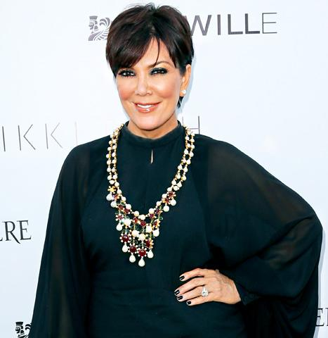 "Kris Jenner: Kim Kardashian, Kanye West Made a ""Joint Decision"" in Naming Baby North"