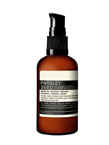 Parsley Seed Anti-Oxidant Hydrator