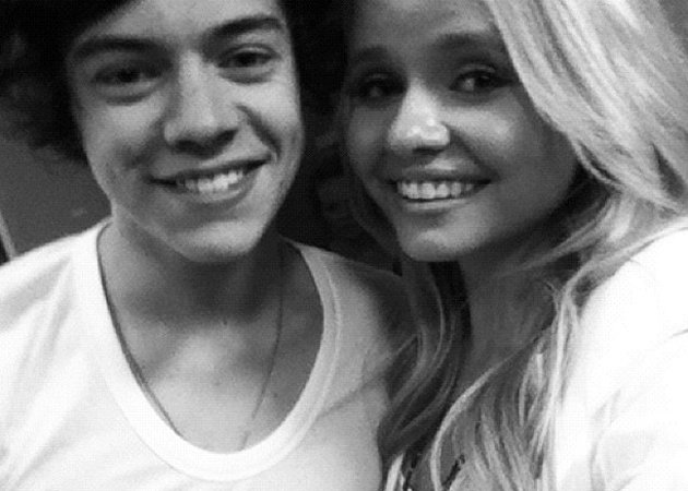 harry styles alli simpson