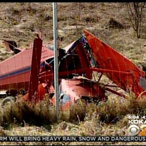 1 Killed After Plane Crashes At Washington Co. Airport