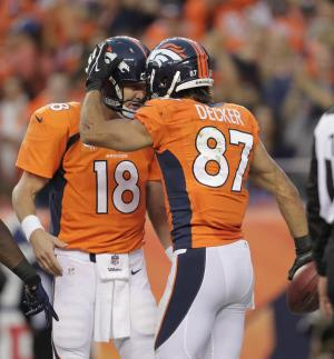 5 things to know from Broncos win over Raiders
