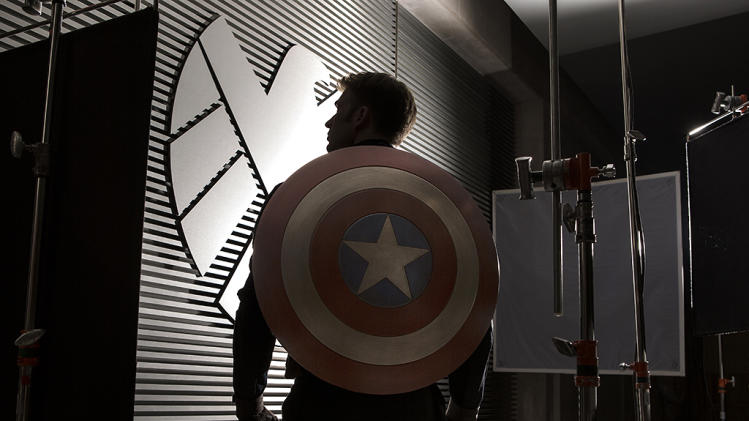 Captain America Movie Still