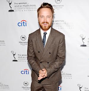 Breaking Bad Star Aaron Paul Doesn't Want to Win at the 2013 Emmys, Wants Costar Jonathan Banks to Snag it