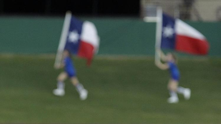 Texas Rangers' Adrian Beltre rounds the bases after his solo home run during the second inning of a baseball game against the Baltimore Orioles, Wednesday, Aug. 22, 2012, in Arlington, Texas. (AP Photo/LM Otero)