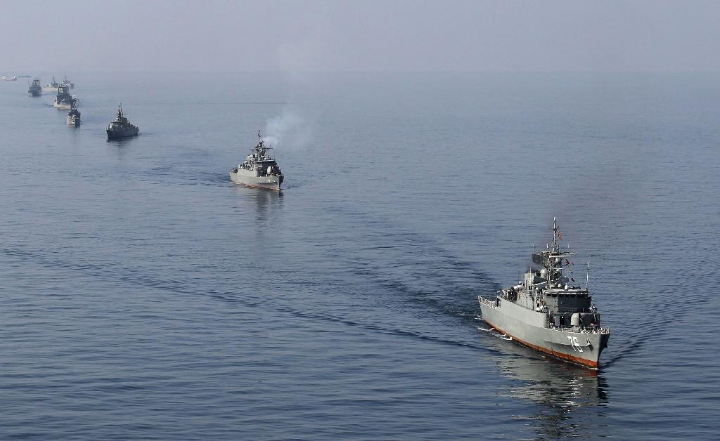 Iran forces Marshall Islands-flagged cargo ship to Iranian port: US officials