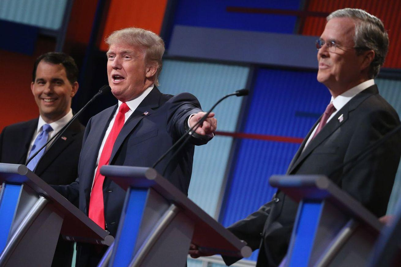 Here are 9 times Donald Trump's campaign should have imploded