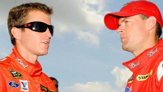Driven to win: Crew chiefs started as drivers