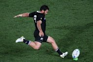 The All Blacks on Sunday named seven new caps and threw a lifeline to out-of-form veterans Piri Weepu, pictured in 2011, and Ali Williams in a 30-man squad for the Ireland Test series