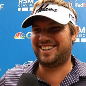 Jeff Overton interview after Round 3 of The RSM Classic