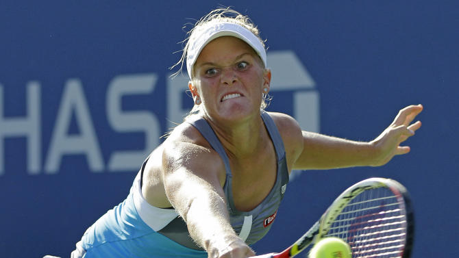Oudin, '09 US Open tennis star, on slow road back